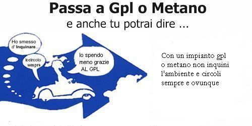 Gpl o metano